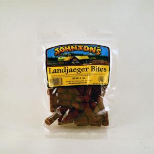 Landjaeger Bites